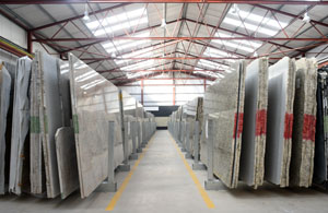 large granite stock